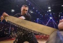 Der neue Weltmeister der Stihl Timbersports Series heißt wieder Jason Wynyard.