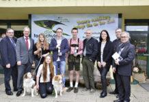 """An der LFS Hollabrunn wurden zwei Juniorfirmen gegründet: """"Agvesta"""" vermarktet einen Saft aus grünen Trauben"""