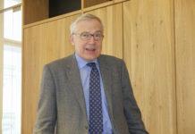 """Dr. Michael Gohn ist seit dem Jahr 2010 Obmann des Branchenverbands """"Saatgut Austria"""". Als Mitglied der European Seed Association (ESA) war Saatgut Austria im Oktober 2015 für drei Tage Gastgeber des Annual Meetings 2015 in Wien"""