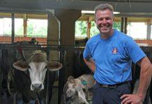 Mit Begeisterung Landwirt: Franz Mayr