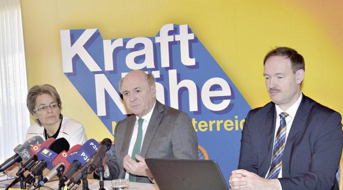 Niederösterreich wächst: Immer mehr Haushalte und eine Wirtschaftsleistung jenseits der 50 Milliarden-Euro-Grenze: LH Pröll