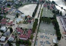 2005 waren große Teile des Unterinntals massiv vom Hochwasser betroffen.