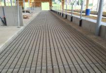 Für planbefestigte Betonböden werden immer häufiger Flächenelemente mit vorgefertigter