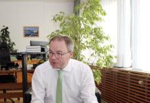"""Für Stephan Pernkopf ist """"Nachhaltigkeit auf jedem Hektar"""" die Erfolgsgrundlage der heimischen Landwirtschaft."""