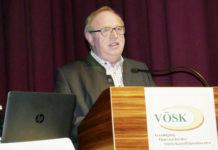 VÖSK-Obmann Alfred Sturm zeigte sich über den Besucheransturm erfreut