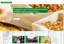 www.jungbauern.at präsentiert sich in komplett neuem Design und mit einem stark vergrößerten Service-Bereich.