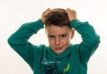 Wenn Kindern die Kopfhaut juckt