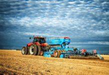 Auf einem zehn Hektar großen Vorführfeld wird einiges geboten.