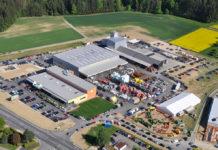 Baumeister mit Hausverstand. Die Traunviertler Lagerhauszentrale in Waldneukirchen ist seit 2014 das Baumeisterzentrum der Genossenschaft: Cleverhaus-Bauausstellung