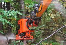 Der Woodcracker CS780 von Westtech Maschinenbau wird auf der Agraria präsentiert.
