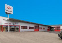 Circa 100 Hallen produziert Baumhauer im Jahr.