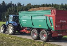 Farmtech: Ein breites Portfolio