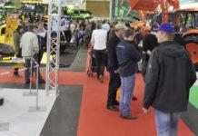 In Wels (OÖ) zeigten 490 Aussteller auf 75.000 Quadratmetern Hallenfläche  neue Trends
