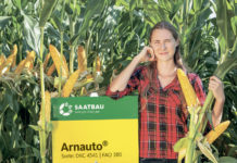 Arnauto ist neu im Angebot der Saatbau Linz.