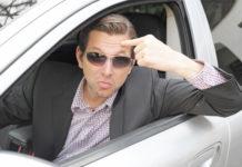Langsam fahren als Provokation - wer sich davon ärgern lässt