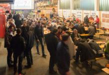 Knapp 1000 Besucher besuchten die Hausmesse.
