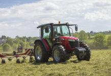 Der MF 4707 überzeugt mit Wirtschaftlichkeit und Komfort.