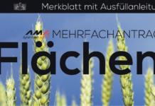 """Das AMA-Merkblatt zum Mehrfachantrag Flächen 2017 ist im Internet abrufbar unter www.ama.at im Menüpunkt """"Fachliche Informationen - Formulare / Merkblätter""""."""