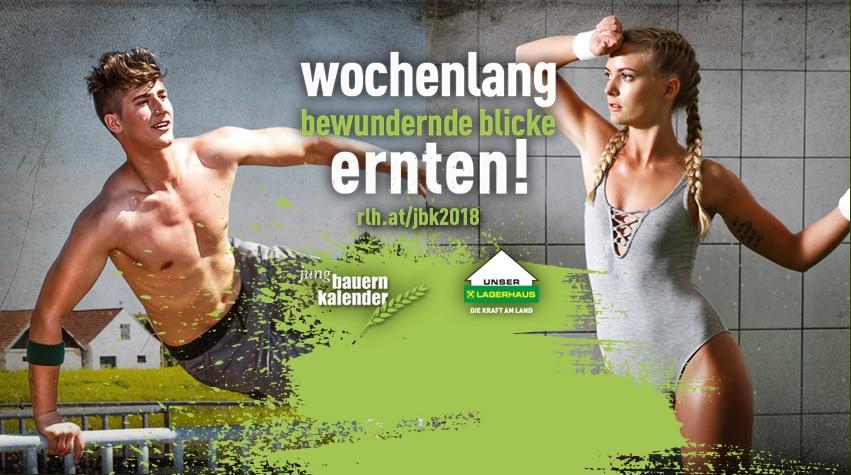2017 jungbäuerinnen kalender Kalender 2017