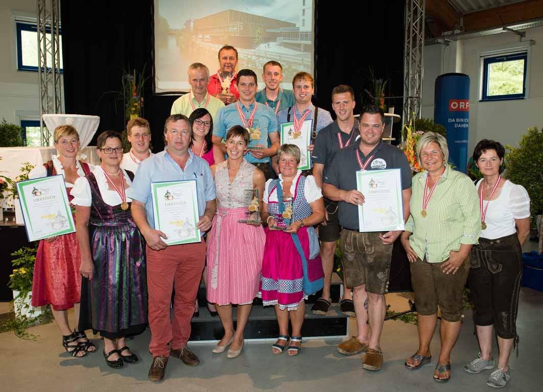 Wieselburger Messe Mit Sehr Zufriedenstellendem Besuch Bauernzeitung