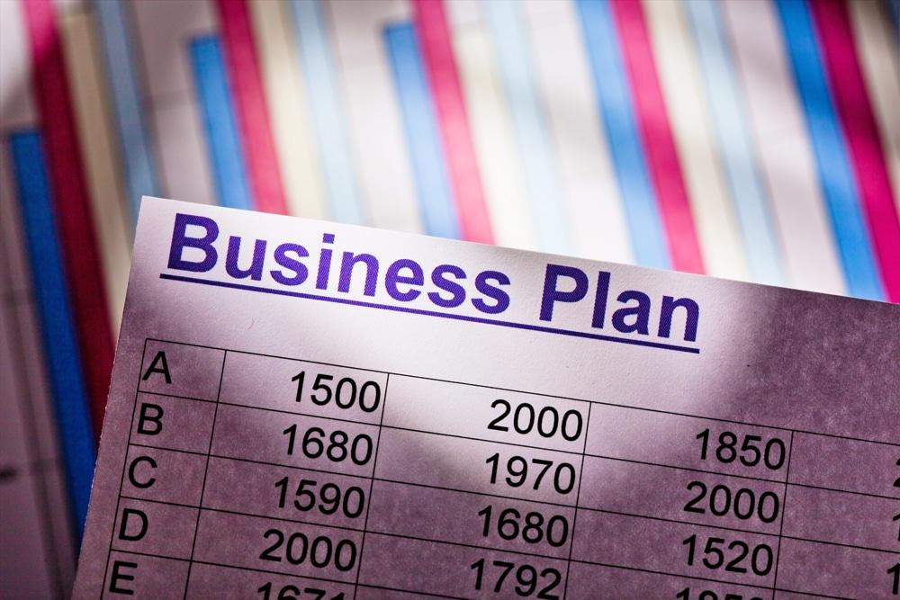 patahian ng damit business plan