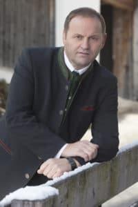 Tirols Bauernbundobmann LHStv. Josef Geisler