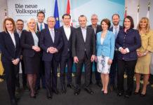 Die Europawahl ist entschieden - mit einem für Tirol durchaus zufriedenstellenden Ergebnis: Sowohl Bauernbund-Kandidatin Simone Schmiedtbauer (li.)als auch die Tirolerin Barbara Thaler (2. v. re.) ziehen ins EU-Parlament ein.