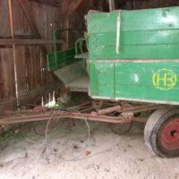 Brantner Traktoranhänger