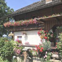 NATURNAHES LEBEN, Bauernhof