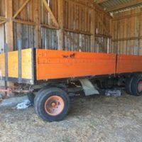 LKW Anhänger 0,75mx2,5mx7,5m
