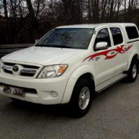 Toyota Hilux zu verkaufen