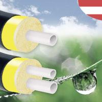 Fernwärmerohre aus Kunststoff; Qualität aus
