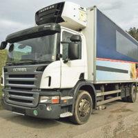 Verkaufe LKW Scania mit…