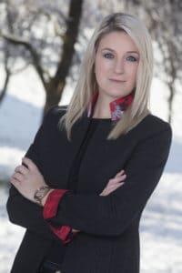 Landtagsabgeordnete Kathrin Kaltenhauser